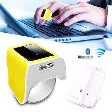 ماوس للكمبيوتر على شكل خاتم Mouse Rings Remote Control Wireless Bluetooth