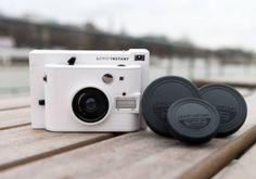 Lomo'Instant White -- Pentru hipsterul din tine