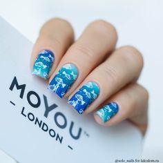 Пластина для стемпинга MoYou London Sailor - купить с доставкой по Москве, CПб и всей России