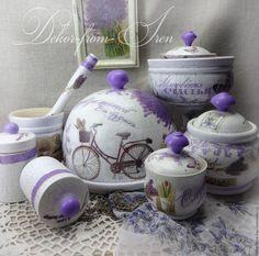 """Купить коллекция """"Лавандовое счастье"""" - белый, лаванда, лавандовый, лавандовый цвет, прованс, прованский стиль"""