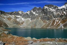 Veľké Hincovo pleso Hiking Routes, Big Country, Andorra, Lonely Planet, Magick, Mount Everest, Nature Photography, Beautiful Places, National Parks