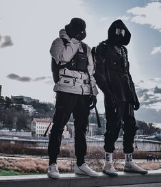 Monochrome Fashion, Dark Fashion, Urban Fashion, Best Smart Casual Outfits, Cool Outfits, Suit Drawing, Cyberpunk Fashion, Character Outfits, Korean Outfits