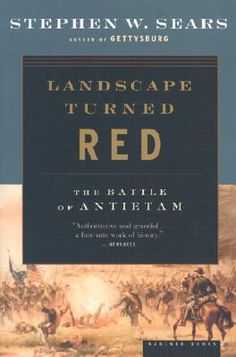 Landscape Turned Red: The Battle of Antietam Leah likes this book because it also shows the war from both sides.  But what sets it apart is that it about one day, one battle.