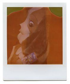 puppy expired polaroid