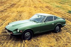The 52 Coolest Cars of the last 50 Years-1969 Datsun 240Z