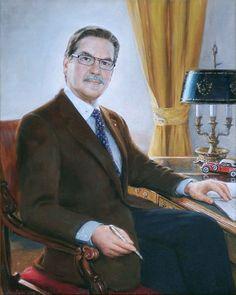 Male Portrait. Portrait Paintings, Galleries, Art, Art Background, Portrait, Kunst, Gcse Art, Portraits, Art Education Resources