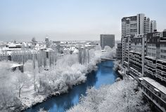 "HANNOVER Linden Ihmezentrum ""Winter in Hannover"" hanover germany"