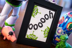 ******************Instant Download - Digital PDF Pattern********************  These little guys are impressed! They will stare out at you from their little frame and continually be in awe of everything you do!  * Full cross stitches only * 2 DMC threads required * 14 Count Aida: 4 x 5.93 * 16 Count Aida: 3.5 x 5.19  You are purchasing the PDF of this pattern. Not the finished product. You will need Adobe reader to open the files, which you can obtain from get.adobe.com/reader.  There will be…