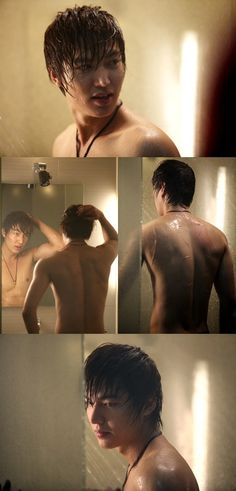 Lee Min Ho...City Hunter!!