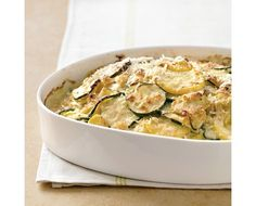 Zucchini and Yellow Squash Gratin Recipe | Food Recipes - Yahoo! Shine