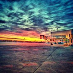 Chopin airport Warszawa
