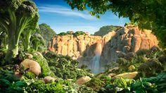 Nutrilite Waterfall