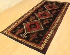 Handgeknüpft orientalisch ausgezeichnet Teppich 301 x 150  cm carpet