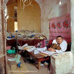 Jan Banning, Bureaucratics series, Yemen, 2006