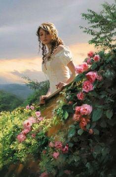 Lott Reps: Judy York Related posts: No related posts. Fantasy Magic, Fantasy Art, Woman Painting, Figure Painting, Victorian Art, Book Cover Art, Classical Art, Jolie Photo, Portrait Art