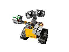 Baue WALL•E, um ihn als Zierobjekt zu präsentieren oder um Szenen aus dem Film nachzuspielen!