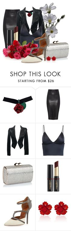 """""""Juventude :)"""" by waldineia on Polyvore featuring moda, Isabel de Pedro, Chanel, T By Alexander Wang, Jimmy Choo, Napoleon Perdis e Malone Souliers"""