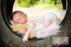 Picture This Images The Blog: In a Tire Swing: Tyler Texas Newborn Photography