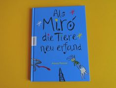 With Miró in the zoo - Art Ideas Famous Artists For Kids, Zoo Art, Ladybug Crafts, Non Toy Gifts, In The Zoo, Book Categories, Joan Miro, Pin Up Art, Teaching Art