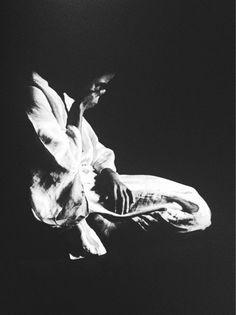 Tatsumi Hijikata (1928-1986)…coreografo, actor.Photographed by Eikoh Hosoe