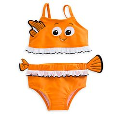 Nemo Costume Swimsuit for Baby - 2-Pc.