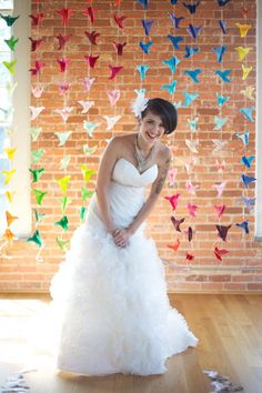 An Angry Birds Inspired Wedding Shoot