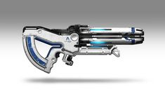 Alliance Hydra Missile Launcher from Mass Effect 3