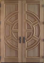 New wooden glass door design woods Ideas Wooden Door Entrance, Wooden Double Doors, Wooden Glass Door, Double Door Design, Double Front Doors, Door Design Wood, Door Gate Design, Door Glass Design