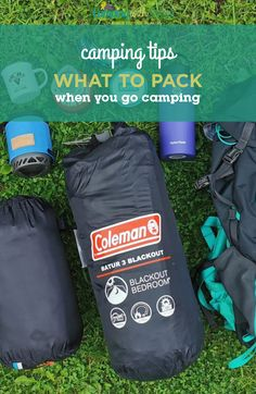 What should you pack for a family camping trip? Check out our ultimate packing list. #camping #campingwithstyle #packing #familycamping