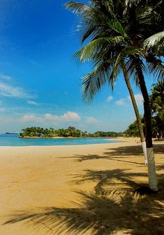 Sentosa Island (Singapore). 'An amazing island of fun, relaxing and adventures !'