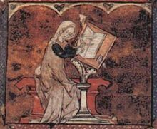 MARÍA DE FRANCIA fue una mujer que, en cualquier caso, contaba con una gran cultura y sabía latín. Tradujo de esta lengua el Purgatorio de San Patricio, obra que narraba el viaje mitológico de este apóstol irlandés al más allá. Además de esta traducción, se le atribuyen dos obras originales, doce lais bretones, e Ysopet, una adaptación de las fábulas de Esopo. Recientemente, se le ha atribuido una hagiografía llamada La Vie seinte Audree.