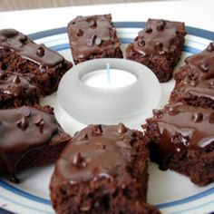 Down Home Recipes: Best Brownies Recipe