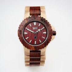 wood watch?