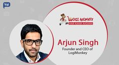 Arjun's logimonkey aspires for timely delivery and client satisfaction
