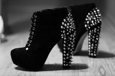 Spiked Lita shoes