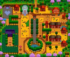 "Stardew.Farm | Yeah this is not my farm. My farm is called ""throw shit in random places"""