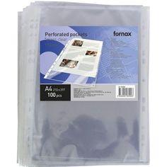 Fornax lefűzhető vastag genotherm A4 - 150 mikron - 100 db Ft Ár 2,990