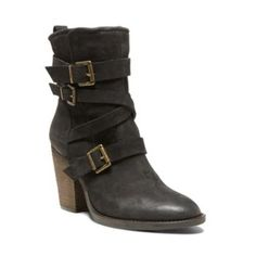 RUTGERS BLACK NUBUCK by STEVE MADDEN | stylinshoes