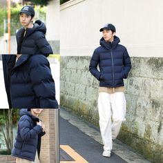 【SPECIAL】UNIQLO Outer 30 Styles | Fashionsnap.com