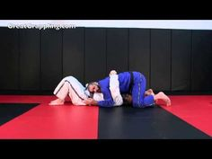 North South Submission Tie Off to Bow and Arrow - YouTube