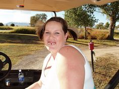 Wedding Redneck Teeth.
