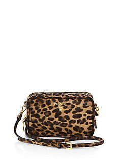 74782856d8 Prada - Cavallino Calf Hair Mini Crossbody Bag