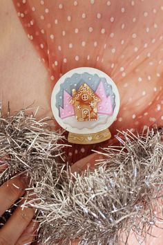 Erstwilder All Wrapped Up, wishing you all a Merry pastel Christmas! Styled by the gorgeous Miss Flossy Pots! The Season's Greeting Brooch is one of our super cute acrylic jewellery pieces which is a necessary accessory for any outfit this Christmas! Pots, Christmas Bulbs, Pastel, Merry, Super Cute, Brooch, Seasons, Jewellery, Holiday Decor
