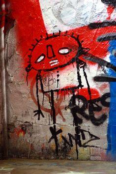 Berlin - Tacheles - street art