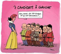 Tartrais (2016-12-19) France: La gauche et les 7 nains