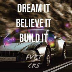 Aston Martin One-77 Aston Martin, Believe, Motivation, Daily Motivation, Determination