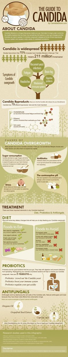 The Guide To Candida Infographic  www.imanweightlosstea.com Email for more info@imanweightlosscenter.com 888-707-5716