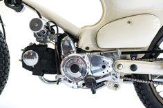 海外のカブ サーファー仕様がステキ!   新型バイクニュースならモーターサイクルナビゲーター