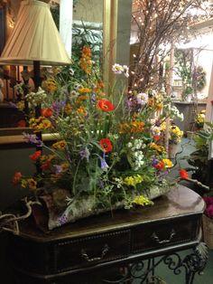 81 best ramah flowers images on pinterest flower company european silk flower arrangement from ramah flower co mightylinksfo
