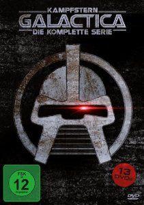 Kampfstern Galactica - Die komplette Serie [13 DVDs]: Amazon.de: Dirk Benedict, Richard Hatch, Lorne Greene: Filme & TV